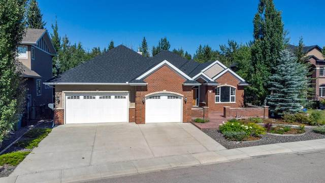 68 Discovery Valley Cove SW, Calgary, AB T3H 5H3 (#A1145067) :: Calgary Homefinders