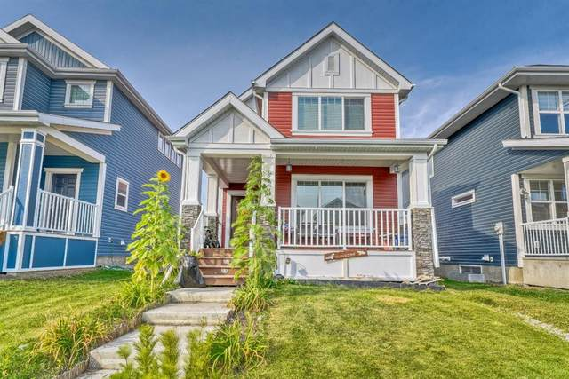 203 River Heights Green, Cochrane, AB T4C 0S3 (#A1145200) :: Calgary Homefinders