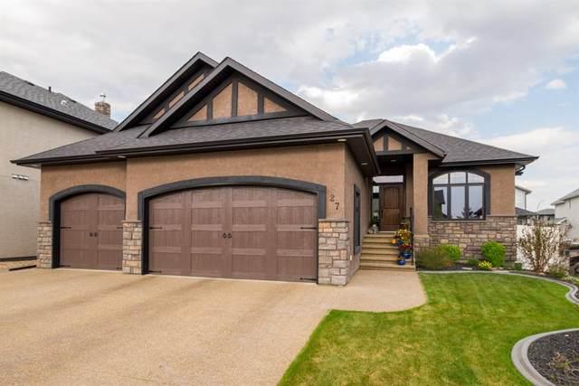 27 Sawyer Close, Red Deer, AB T4R 0M5 (#A1145390) :: Calgary Homefinders