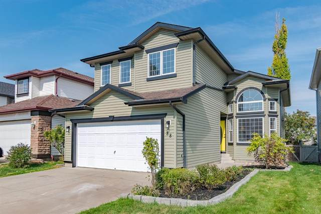 88 Douglas Ridge Green SE, Calgary, AB T2Z 2T2 (#A1145779) :: Calgary Homefinders