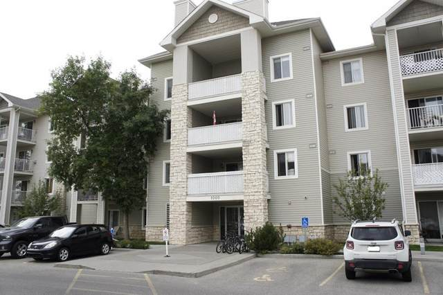 16320 24 Street SW #1115, Calgary, AB T2Y 4T7 (#A1145893) :: Calgary Homefinders