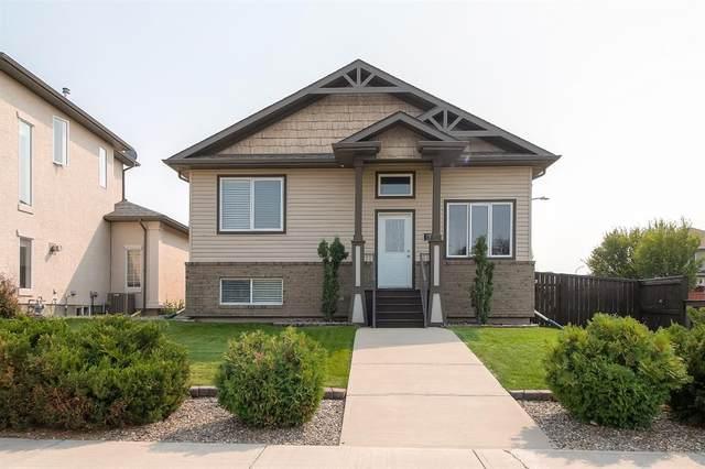 158 Grand River Boulevard W, Lethbridge, AB T1K 8A5 (#A1145914) :: Calgary Homefinders