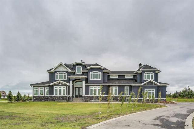 31120 Grandarches Drive, Rural Rocky View County, AB T3Z 0B6 (#A1145925) :: Western Elite Real Estate Group