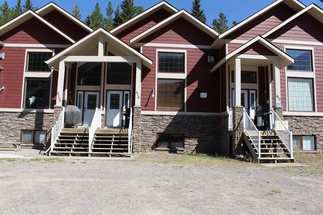 414 Castle Mountain Way, Rural Pincher Creek M.D., AB T0K 1W0 (#A1145939) :: Calgary Homefinders