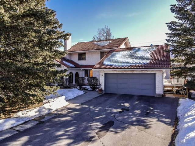 9 Mt.Rundle Place, Canmore, AB T1W 1Z1 (#A1146109) :: Canmore & Banff