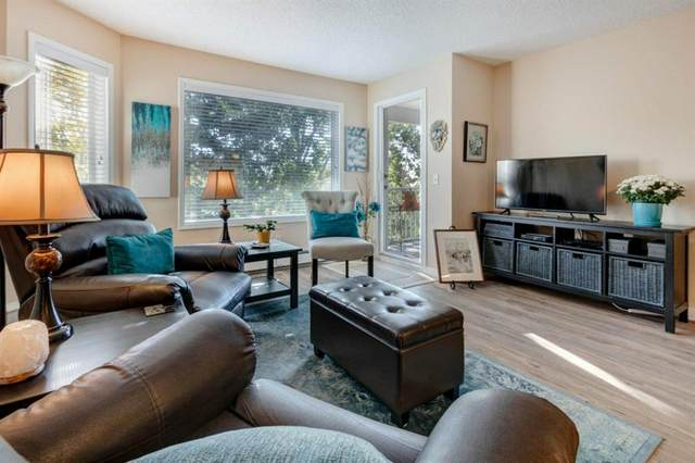 1308 Hawksbrow Point NW #1308, Calgary, AB T3G 4C9 (#A1146316) :: Canmore & Banff