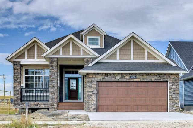1179 Bayside Drive SW, Airdrie, AB T4B 5E7 (#A1146351) :: Calgary Homefinders