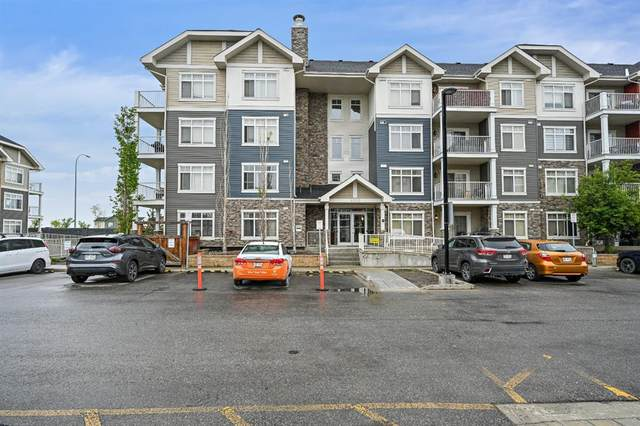155 Skyview Ranch Way NE #4212, Calgary, AB T3N 0L4 (#A1146464) :: Canmore & Banff