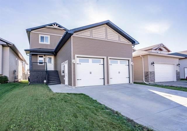 12213 103B Street, Grande Prairie, AB T8V 2L6 (#A1146505) :: Calgary Homefinders