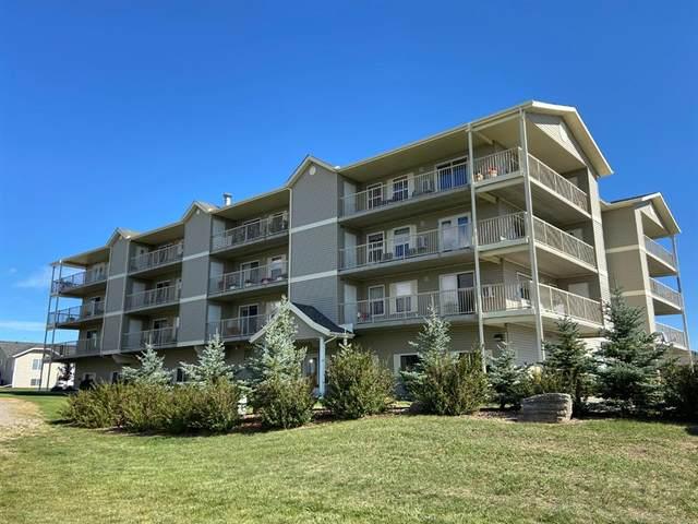 99 Westview Drive #403, Nanton, AB T0L 1R0 (#A1146533) :: Canmore & Banff