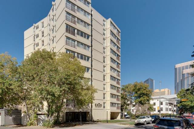 1209 6 Street SW #903, Calgary, AB T2R 0Z5 (#A1146570) :: Canmore & Banff