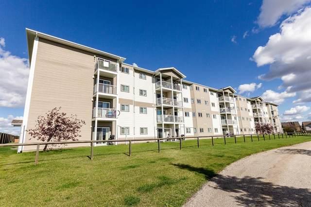 12015 Royal Oaks Drive #401, Grande Prairie, AB T8V 2K8 (#A1146702) :: Team Shillington   eXp Realty