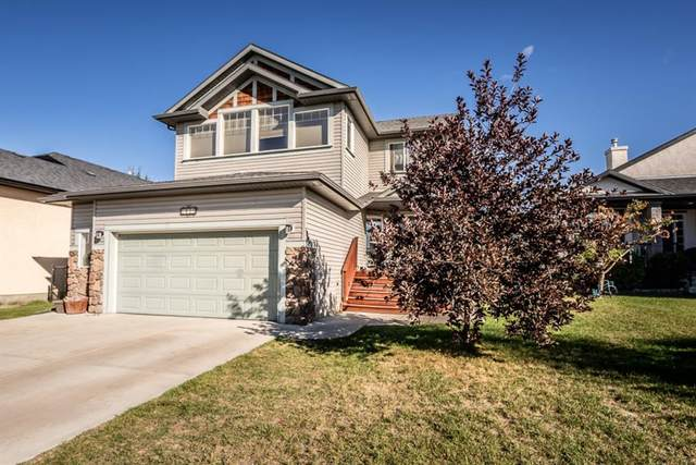 1604 High Park Drive NW, High River, AB T1V 0A4 (#A1146747) :: Calgary Homefinders