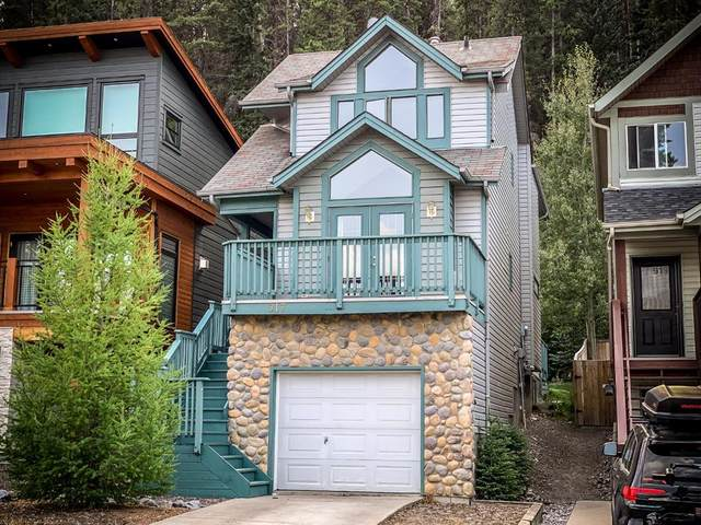 917 Wilson Way, Canmore, AB T1W 2Y9 (#A1146764) :: Calgary Homefinders
