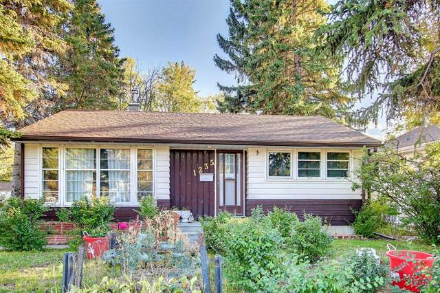 1235 20 Avenue NW, Calgary, AB T2M 1G2 (#A1146837) :: Calgary Homefinders