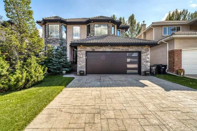 75 Hamptons Close NW, Calgary, AB T3A 6B8 (#A1146843) :: Western Elite Real Estate Group