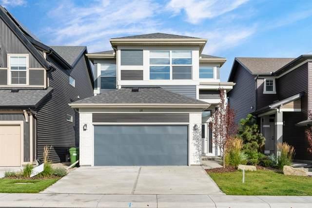 18 Howse Mount NE, Calgary, AB T3P 1N9 (#A1146906) :: Calgary Homefinders