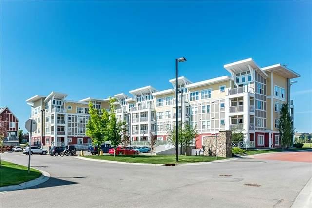 402 Marquis SE #313, Calgary, AB T3M 1M6 (#A1146967) :: Canmore & Banff