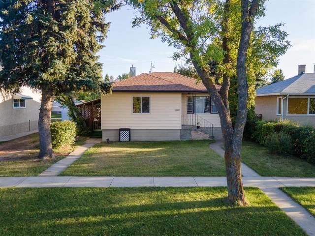 5607 51 Avenue, Camrose, AB T4V 0W3 (#A1147095) :: Canmore & Banff