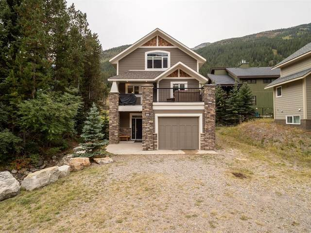 99 Castle Mountain Way, Rural Pincher Creek M.D., AB T0K 1W0 (#A1147116) :: Calgary Homefinders