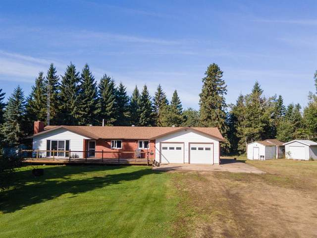 46102 Range Road 195, Rural Camrose County, AB  (#A1147129) :: Calgary Homefinders