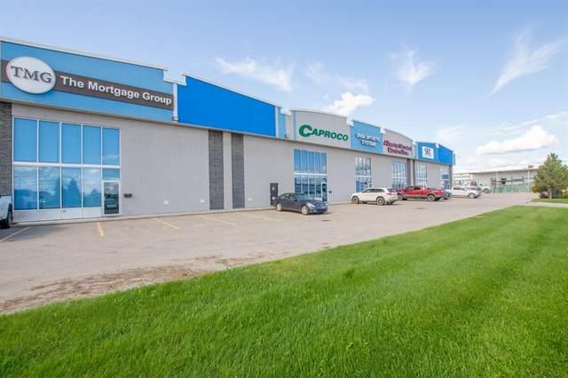 10920 84 Avenue #104, Grande Prairie, AB T8V 6H2 (#A1147180) :: Calgary Homefinders