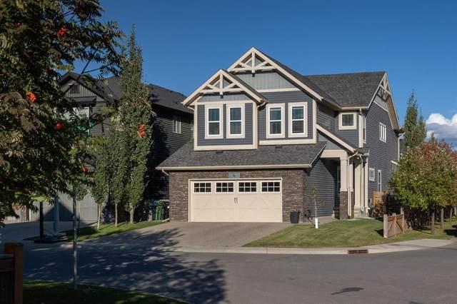 4 Cougar Ridge Place SW, Calgary, AB T3H 0V3 (#A1147190) :: Calgary Homefinders