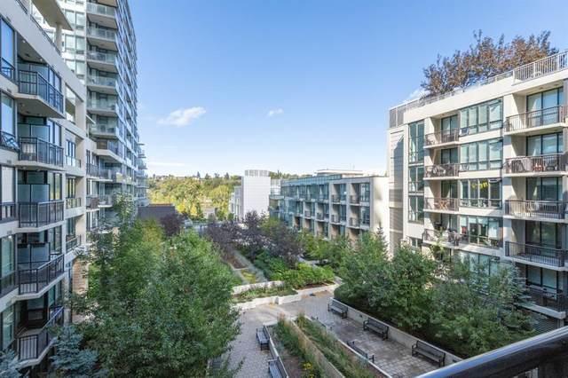 222 Riverfront Avenue SW #432, Calgary, AB T2P 0W3 (#A1147218) :: Calgary Homefinders