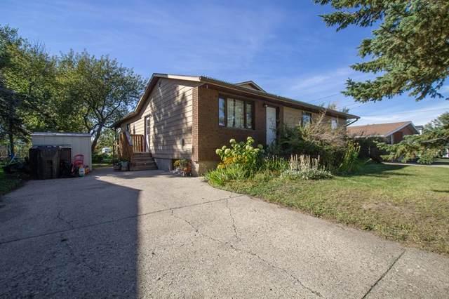412 N 100 E, Raymond, AB T0K 2S0 (#A1147258) :: Calgary Homefinders
