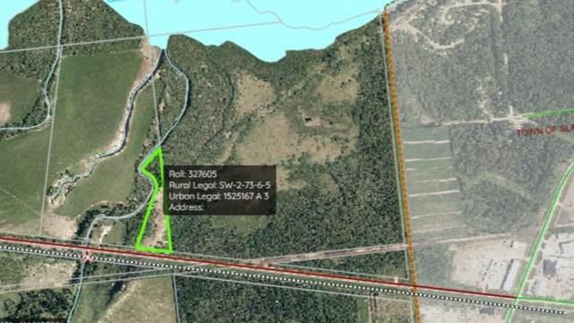 61056 Sawridge Road, Slave Lake, AB T0G 2A0 (#A1147296) :: Canmore & Banff