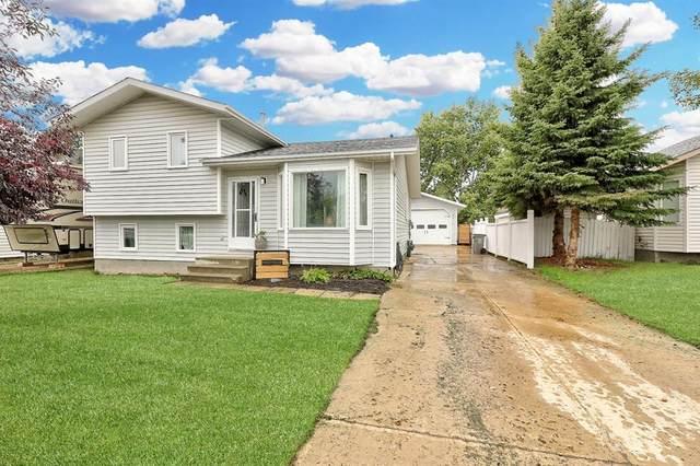 9422 92C Street, Grande Prairie, AB T8V 6A3 (#A1147371) :: Calgary Homefinders