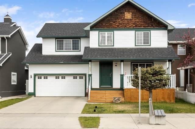 797 Martindale Boulevard NE, Calgary, AB T3J 4J7 (#A1147585) :: Canmore & Banff