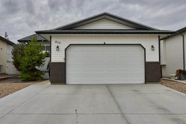 416 Sierra Boulevard SW, Medicine Hat, AB T1B 4W4 (#A1147608) :: Canmore & Banff