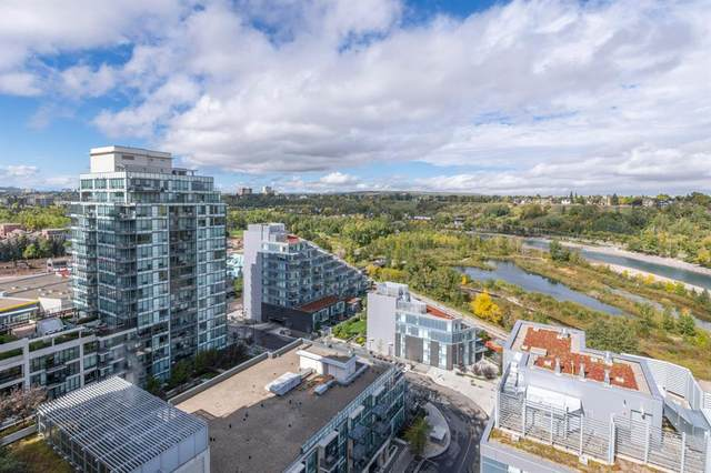 108 Waterfront Court SW #1503, Calgary, AB T2P 1K7 (#A1147614) :: Calgary Homefinders