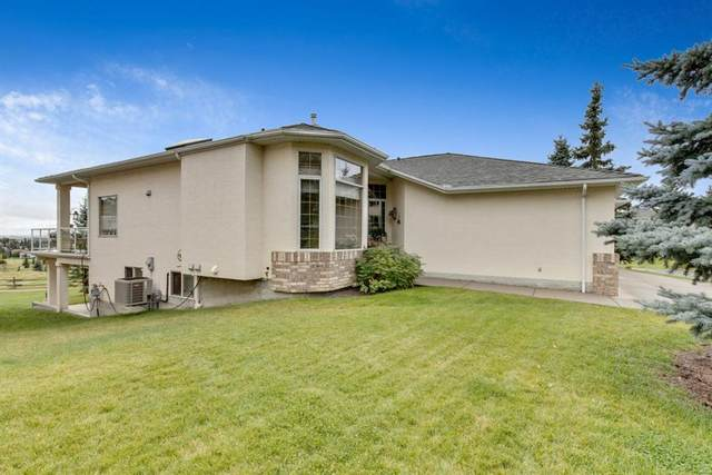 8 Eagleview Way, Cochrane, AB T4C 1P5 (#A1147633) :: Canmore & Banff