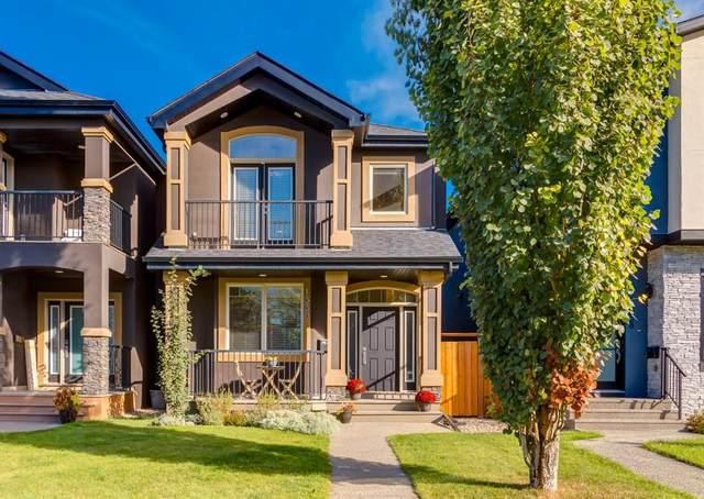 1330 19 Avenue NW #1, Calgary, AB T2M 1A4 (#A1147722) :: Calgary Homefinders