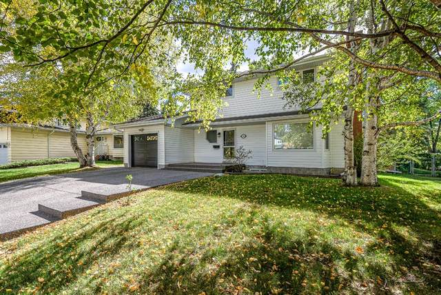 3915 Vardell Road NW, Calgary, AB T3A 0C3 (#A1147725) :: Calgary Homefinders