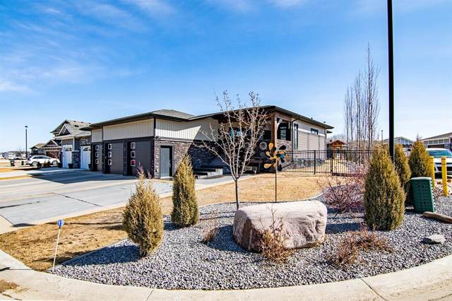 40 Talisman Close, Red Deer, AB T4P 0T7 (#A1147730) :: Canmore & Banff