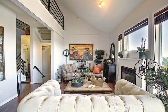 6550 Old Banff Coach Road SW #111, Calgary, AB T3H 4J4 (#A1147742) :: Canmore & Banff