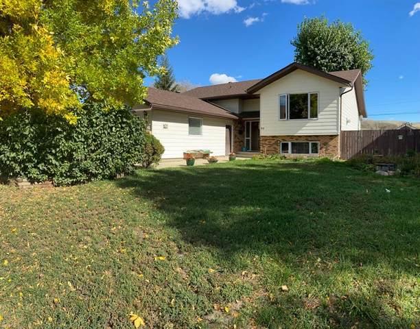 84 Poplar Street, Drumheller, AB T0J 0Y1 (#A1147751) :: Calgary Homefinders