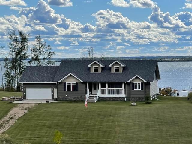 9 Moonlight Bay, Lac La Biche, AB T0A 2C2 (#A1147754) :: Calgary Homefinders