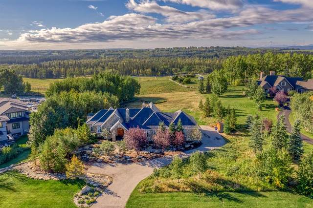 27 Grandview Place, Rural Rocky View County, AB T3A 0A7 (#A1147767) :: Calgary Homefinders