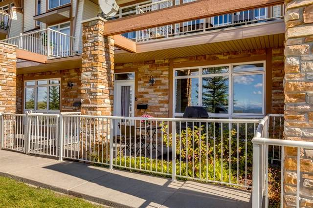 133 Rockyledge View NW #6, Calgary, AB T3G 5X2 (#A1147777) :: Canmore & Banff