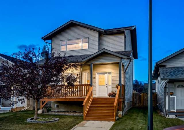 103 Doherty Close, Red Deer, AB T4R 3G1 (#A1147835) :: Canmore & Banff