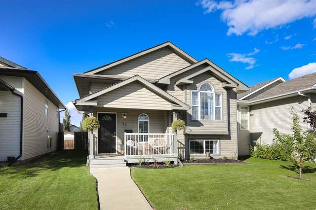 71 Ireland Crescent, Red Deer, AB T4R 3K7 (#A1147871) :: Canmore & Banff