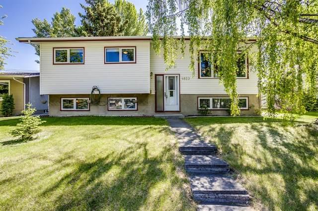 4823 46 Avenue NW, Calgary, AB T3A 0P9 (#A1148024) :: Calgary Homefinders