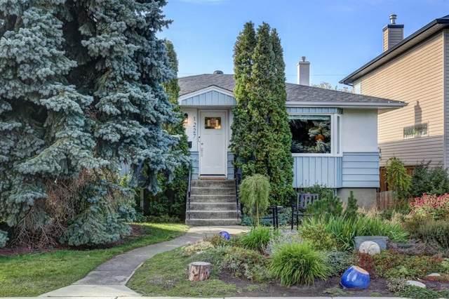 1227 19 Avenue NW, Calgary, AB T2M 1A3 (#A1148045) :: Calgary Homefinders