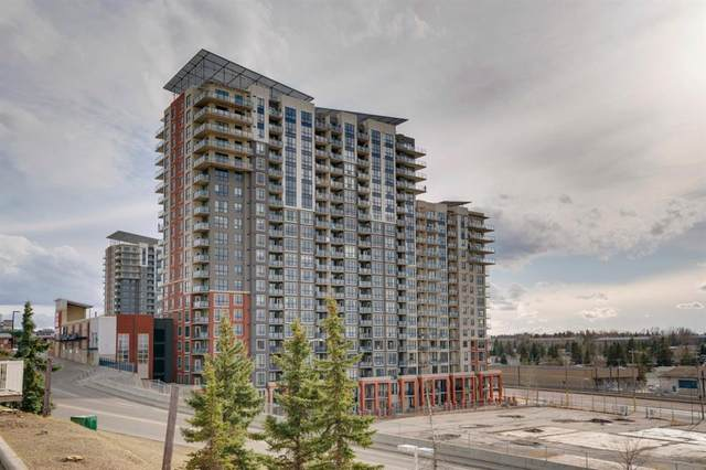 8710 Horton Road SW #1910, Calgary, AB T2V 0P7 (#A1148090) :: Western Elite Real Estate Group