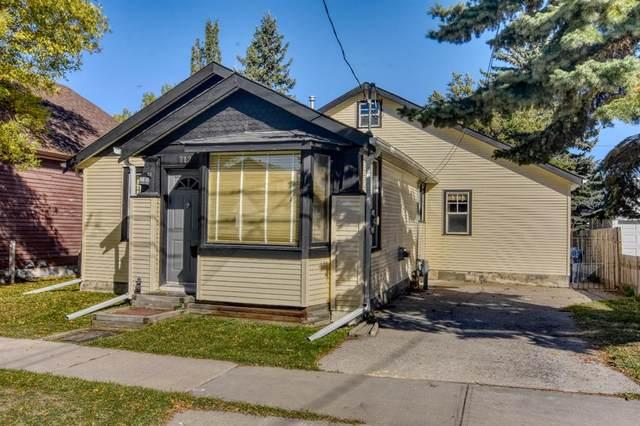 712 14A Street SE, Calgary, AB T2G 3K8 (#A1148302) :: Calgary Homefinders