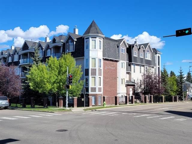 50 Street #402, Sylvan Lake, AB T4S 0G7 (#A1148319) :: Calgary Homefinders